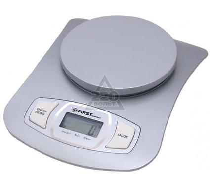 Весы кухонные FIRST FA-6401 Silver
