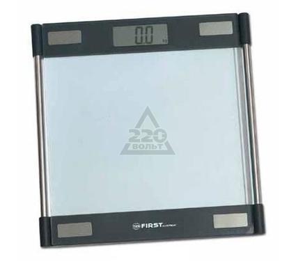 Весы напольные FIRST FA-8013-2 Black