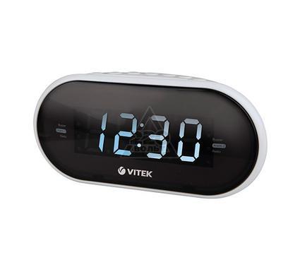 Часы-радио VITEK 6602(W)