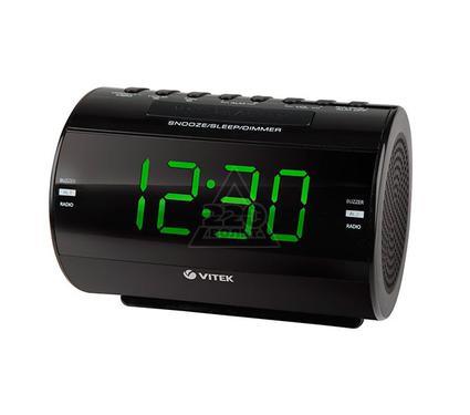Часы-радио VITEK 6604(BK)