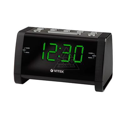 Часы-радио VITEK 6608(BK)