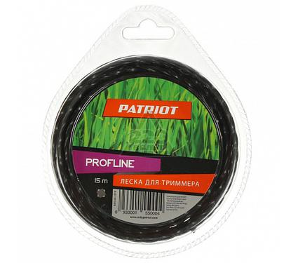 Леска для триммеров PATRIOT Profline D 2,4мм L 15м