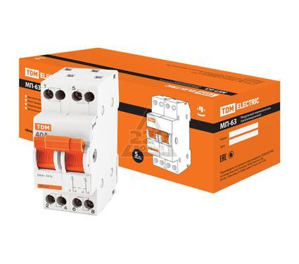 Модульный переключатель ТДМ SQ0224-0016