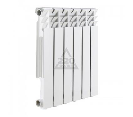 Радиатор алюминиевый ROMMER Optima 500/78 4 секции