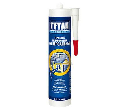 Герметик силиконовый TYTAN 7001472 EURO-LINE
