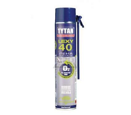Пена монтажная TYTAN 7001475 LEXY 40