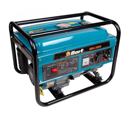 Бензиновый генератор BORT BBG-5000
