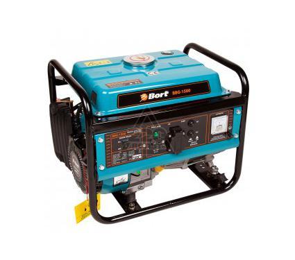 Бензиновый генератор BORT BBG-1500