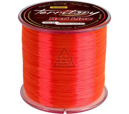 Леска MIKADO TERRITORY RED LINE 0.22 300м