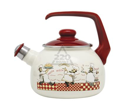 Чайник со свистком METROT 120074