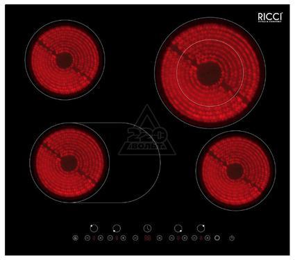 Панель варочная RICCI RCH-6602