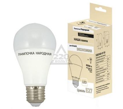 Лампа светодиодная ТДМ SQ0340-0117