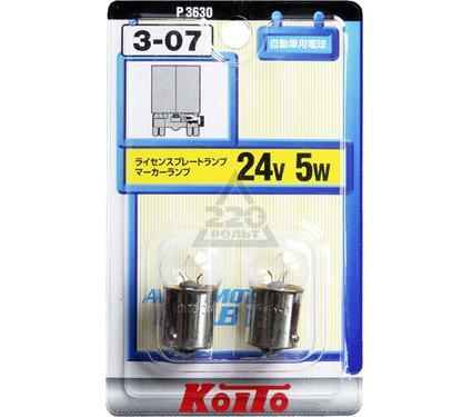 Лампа автомобильная KOITO P3630