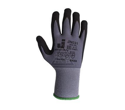 Перчатки нитриловые JETASAFETY JN031/M12