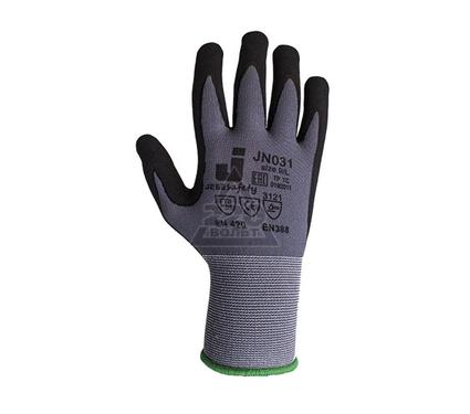 Перчатки нитриловые JETASAFETY JN031/L12