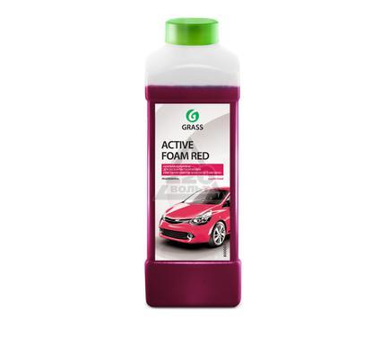 Автошампунь GRASS 800001 Active Foam Red