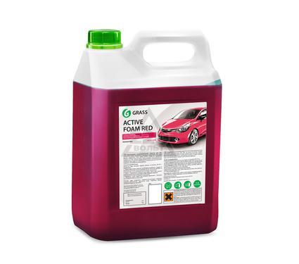 Автошампунь GRASS 800002 Active Foam Red