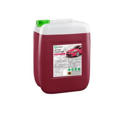 Автошампунь GRASS 800019 Active Foam Red