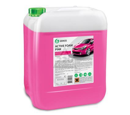 Автошампунь GRASS 113122 Active Foam Pink