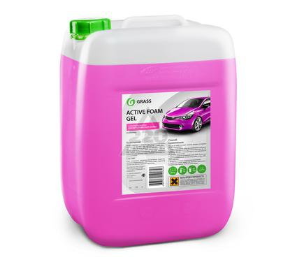 Автошампунь GRASS 800027 Active Foam GEL
