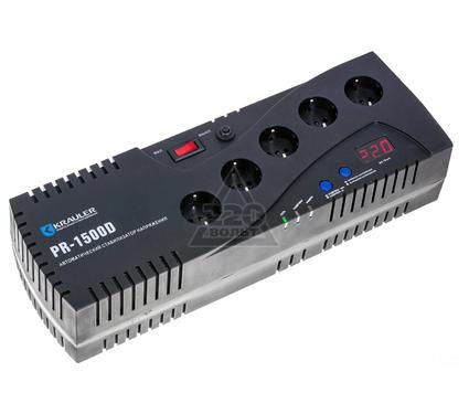 Стабилизатор напряжения KRAULER VR-PR1500D