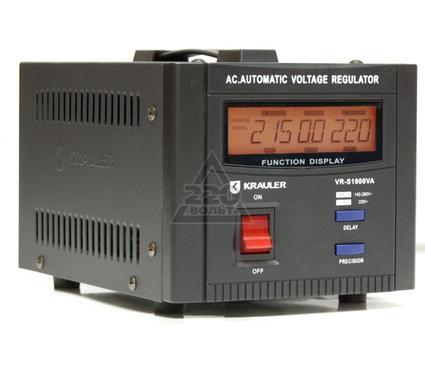 Стабилизатор напряжения KRAULER VR-S1000VA