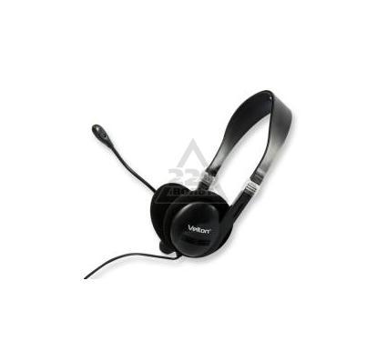 Наушники с микрофоном VELTON VLT-430