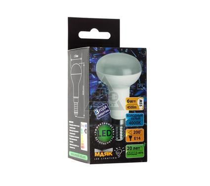 Лампа светодиодная MAYAK-LED R50/E14/6W/4000K