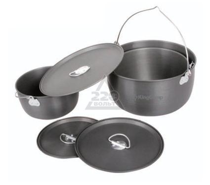 Набор посуды KING CAMP 3913 CLIMBER 4