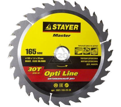 ���� ������� �������������� STAYER MASTER 3681-165-20-30