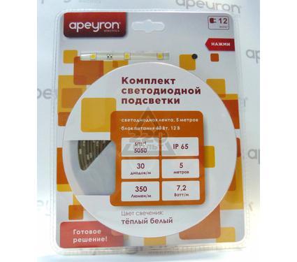 Лента светодиодная APEYRON 02ISP000076