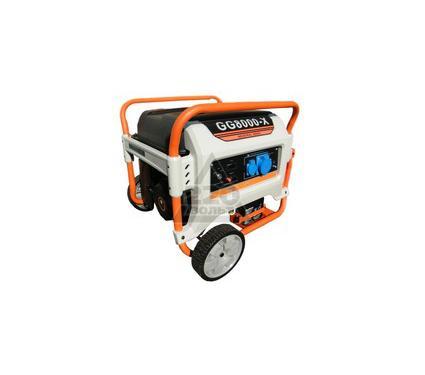 Бензиновый генератор E3 POWER GG8000-Х3