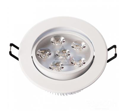 Светильник встраиваемый MW LIGHT 637012806