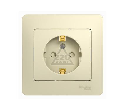 Розетка SCHNEIDER ELECTRIC 275206 Glossa