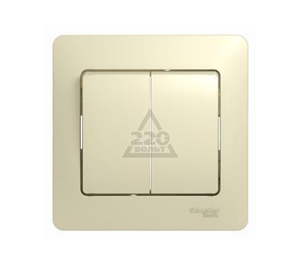 Выключатель SCHNEIDER ELECTRIC 275218 Glossa