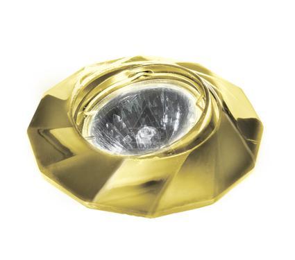 Светильник встраиваемый ESCADA COMO GU5.3 001 GD