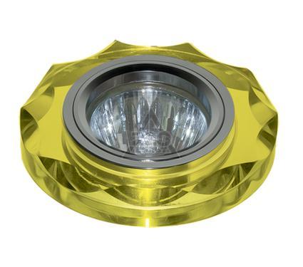 Светильник встраиваемый ESCADA ASTI GU5.3 003 CH/YL