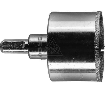 Коронка алмазная ЗУБР 29850-50