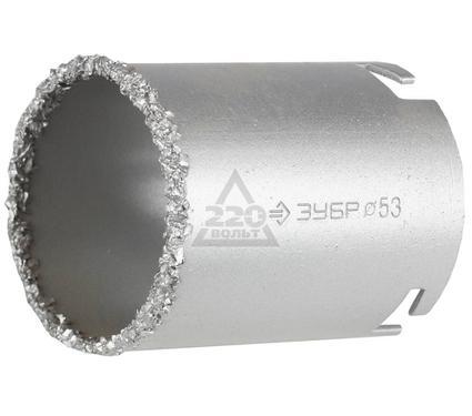 Коронка ЗУБР 33350-53