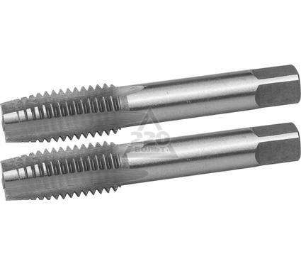 Набор метчиков ЗУБР 4-28006-14-1.25-H2