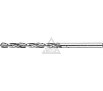 Сверло по металлу ЗУБР 4-29621-080-4.5