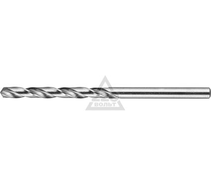 Сверло по металлу ЗУБР 4-29625-080-4.5