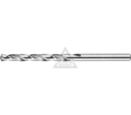Сверло по металлу ЗУБР 4-29625-086-4.9
