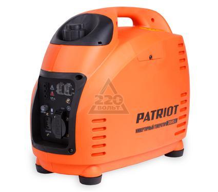 Инверторный бензиновый генератор PATRIOT 2000i