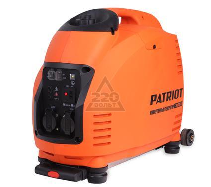 Инверторный бензиновый генератор PATRIOT 3000il