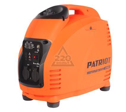 Инверторный бензиновый генератор PATRIOT 2700i