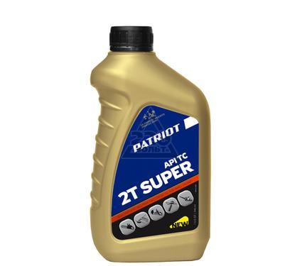 Масло PATRIOT SUPER ACTIVE 2T