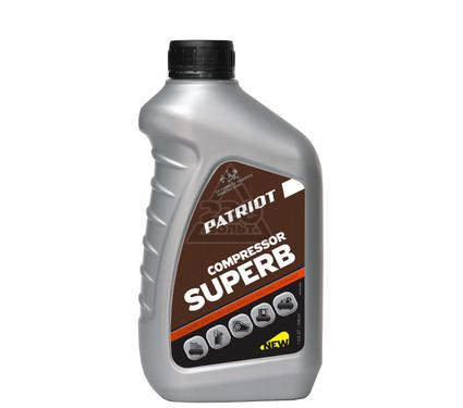 Масло PATRIOT COMPRESSOR OIL GTD 250/VG