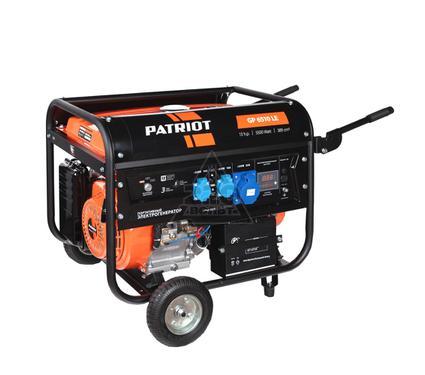 Бензиновый генератор PATRIOT GP 6510LE