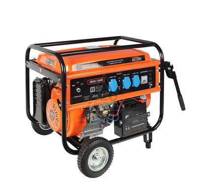 Бензиновый генератор PATRIOT Max Power SRGE 7200E